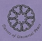 Dances of Universal Peace logo